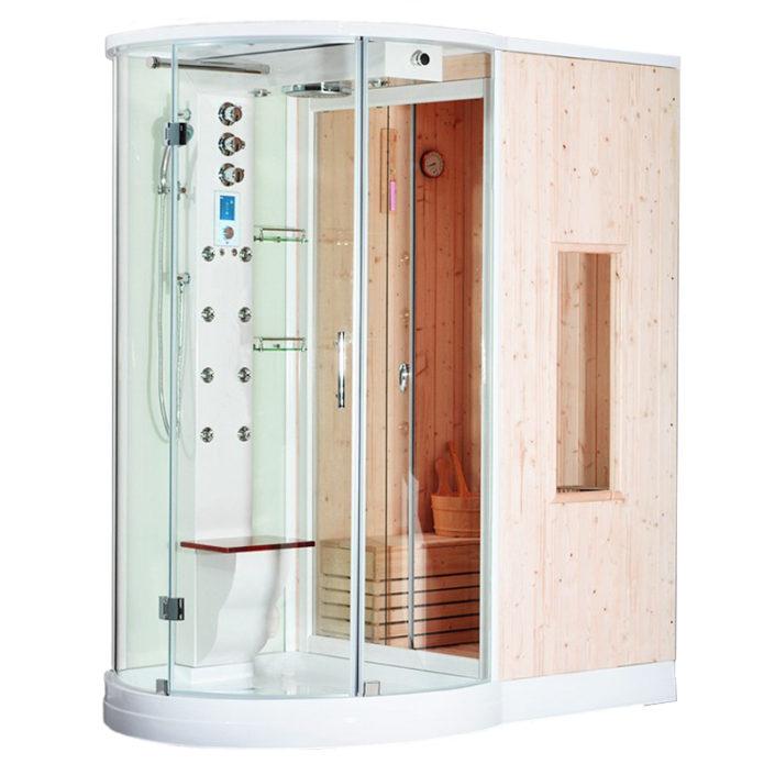 Boreal Combine Sauna Douche Hamam SH 175