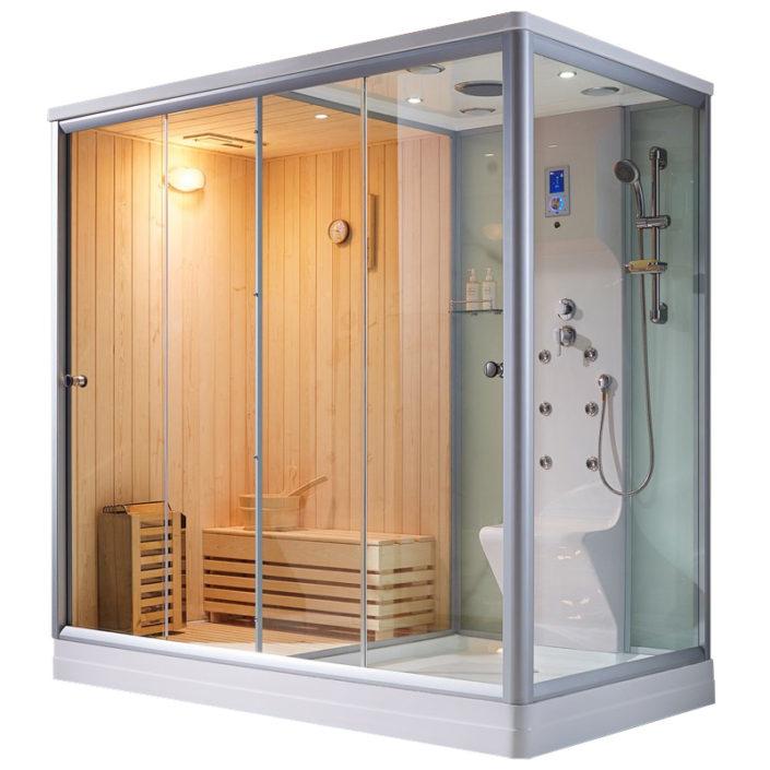 Boreal Combine Sauna Douche Hamam SH 220