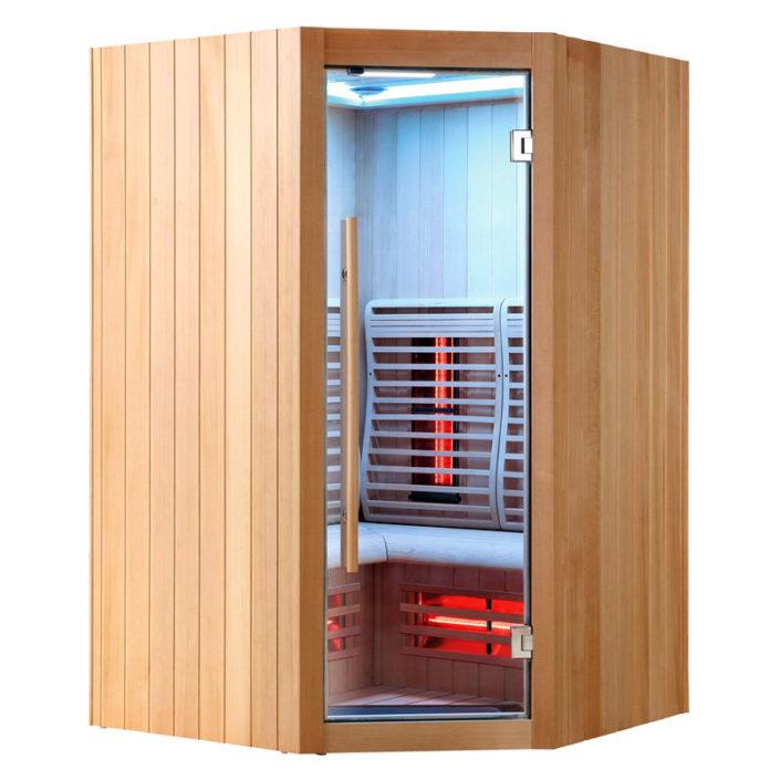 Boreal Sauna Infrarouge 130C-150C