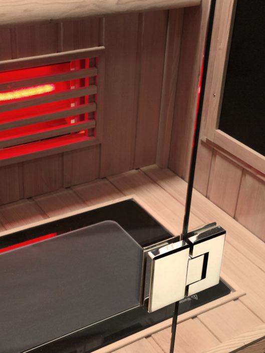 Boreal Sauna Infrarouge sol