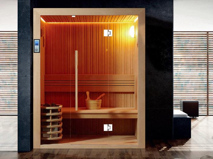 Boreal Sauna Traditionnel