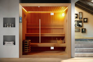 Boreal Sauna Traitionnel