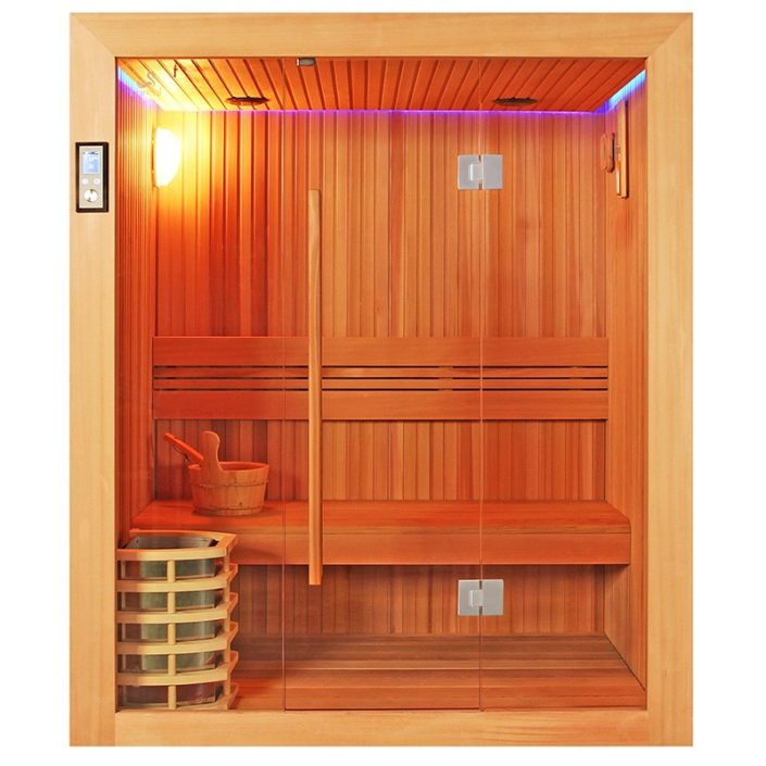 Boreal Sauna Traditionnel Evasion 160