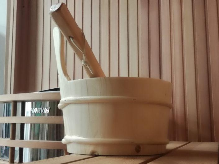 Boreal Sauna Traditionnel accessoire